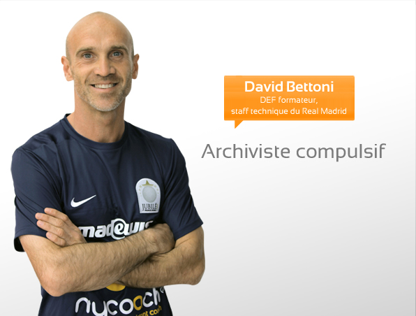 David Bettoni, Formateur UI9 Nationaux AS Cannes
